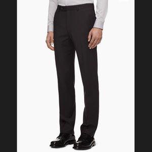 Calvin Klein Slim Fit Charcoal Pants